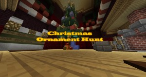 Descarca Christmas Ornament Hunt pentru Minecraft 1.11