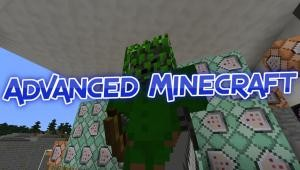 Descarca ADVANCED Minecraft pentru Minecraft 1.11