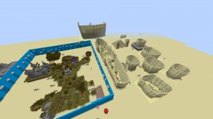 Descarca Finding Adventure pentru Minecraft 1.11