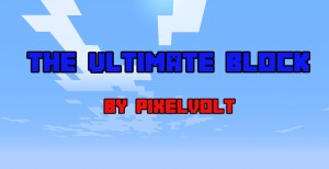 Descarca The Ultimate Block pentru Minecraft 1.8.7