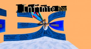 Descarca Infinite Road 4 pentru Minecraft 1.8.7