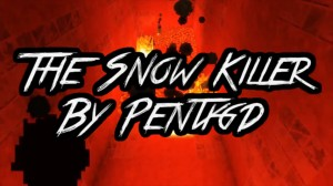 Descarca The Snow Killer pentru Minecraft 1.12.1