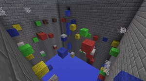 Descarca Multi-Colored Parkour: The Death Penalty pentru Minecraft 1.4.7