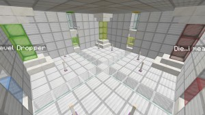 Descarca Only-One-Level Dropper pentru Minecraft 1.12.2