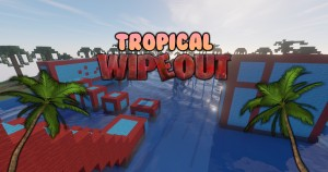 Descarca Tropical Wipeout pentru Minecraft 1.14