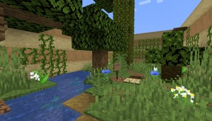 Descarca Find The Button: Biomes pentru Minecraft 1.14.2