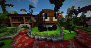 Descarca Minecraft: Super Mario Edition - Hide & Seek pentru Minecraft 1.12.2