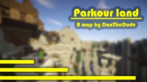 Descarca The King of Parkour Land pentru Minecraft 1.14.4