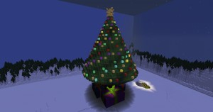 Descarca Journey to the Christmas Tree pentru Minecraft 1.12.1