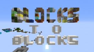 Descarca Blocks to Blocks pentru Minecraft 1.12.1